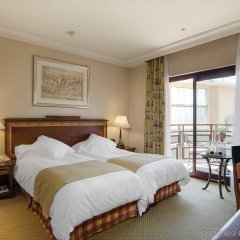 Отель Intercontinental Madrid Мадрид комната для гостей фото 5