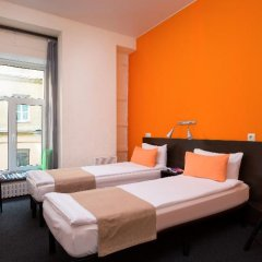 Гостиница Станция А1 (СПБ) 3* Стандартный номер с различными типами кроватей фото 5