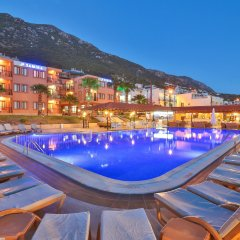 Samira Resort Hotel Aparts & Villas бассейн фото 2
