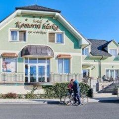 Отель Komorni Hurka Чехия, Хеб - отзывы, цены и фото номеров - забронировать отель Komorni Hurka онлайн фото 3