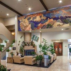 Отель Grand Canyon Plaza Hotel США, Гранд-Каньон - отзывы, цены и фото номеров - забронировать отель Grand Canyon Plaza Hotel онлайн интерьер отеля