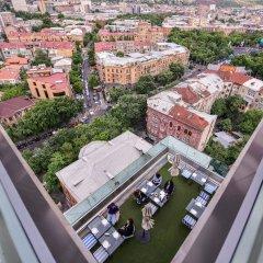 Отель Опера Сьют Армения, Ереван - 4 отзыва об отеле, цены и фото номеров - забронировать отель Опера Сьют онлайн балкон