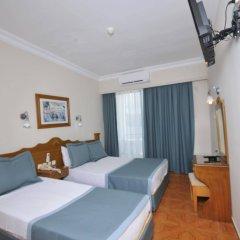 Отель CLASS BEACH MARMARİS Мармарис комната для гостей