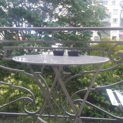 Отель Villa Maryluna Франция, Ницца - отзывы, цены и фото номеров - забронировать отель Villa Maryluna онлайн балкон