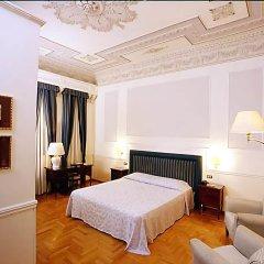 Hotel Flora комната для гостей