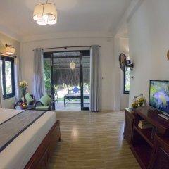 Отель An Bang Garden Homestay комната для гостей фото 2