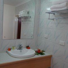 Trans International Hotel ванная