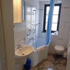 Отель Appartements Rehn Германия, Дрезден - отзывы, цены и фото номеров - забронировать отель Appartements Rehn онлайн ванная
