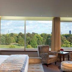 Отель Royal Garden Hotel Великобритания, Лондон - 8 отзывов об отеле, цены и фото номеров - забронировать отель Royal Garden Hotel онлайн комната для гостей фото 4