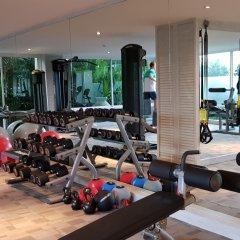 Отель Avani+ Samui Resort фитнесс-зал фото 4