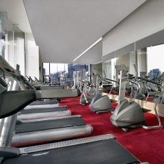 Отель Somerset Park Suanplu Bangkok фитнесс-зал