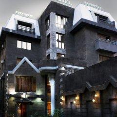 Отель Aviatrans Армения, Ереван - отзывы, цены и фото номеров - забронировать отель Aviatrans онлайн вид на фасад фото 2