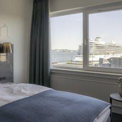 Отель Radisson Blu Limfjord Hotel Aalborg Дания, Алборг - отзывы, цены и фото номеров - забронировать отель Radisson Blu Limfjord Hotel Aalborg онлайн комната для гостей фото 5