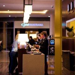Гостиница Горки Панорама развлечения