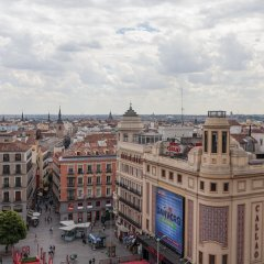 Отель Hostal Estela Испания, Мадрид - отзывы, цены и фото номеров - забронировать отель Hostal Estela онлайн фото 14