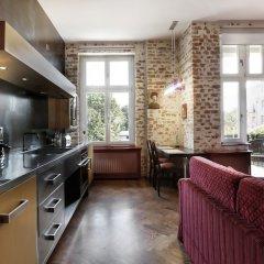Отель Apartamenty Mój Sopot - Parkowa Art Сопот в номере