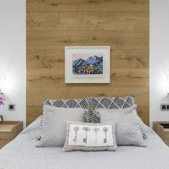 Апартаменты Hermosilla Apartment комната для гостей фото 2