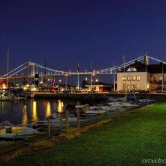 Dockyard Hotel Гётеборг приотельная территория