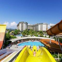 Mukarnas Spa & Resort Hotel Турция, Окурджалар - отзывы, цены и фото номеров - забронировать отель Mukarnas Spa & Resort Hotel онлайн бассейн фото 3