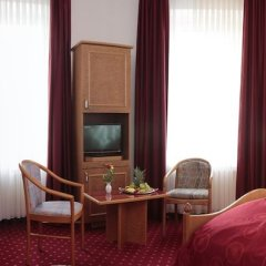 Hotel Astoria Leipzig Лейпциг сейф в номере