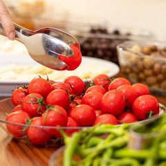 Ataol Troya Hotel Турция, Канаккале - отзывы, цены и фото номеров - забронировать отель Ataol Troya Hotel онлайн питание фото 2
