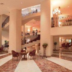 Grand Hotel Barone Di Sassj интерьер отеля