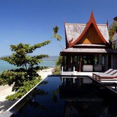 Отель Anayara Luxury Retreat Panwa Resort Таиланд, пляж Панва - отзывы, цены и фото номеров - забронировать отель Anayara Luxury Retreat Panwa Resort онлайн бассейн фото 2