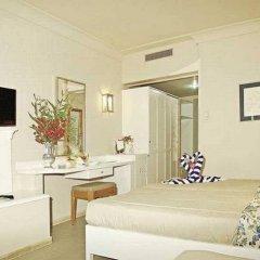 Отель Calimera Yati Beach All Inclusive Тунис, Мидун - отзывы, цены и фото номеров - забронировать отель Calimera Yati Beach All Inclusive онлайн комната для гостей фото 5