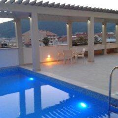 Отель Mijovic Apartments Черногория, Будва - 1 отзыв об отеле, цены и фото номеров - забронировать отель Mijovic Apartments онлайн бассейн фото 2