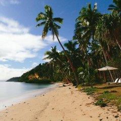 Отель The Remote Resort, Fiji Islands пляж фото 2