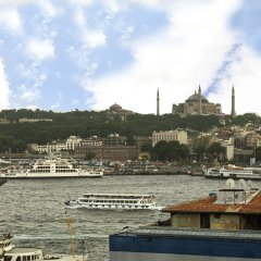 Manesol Galata Турция, Стамбул - 2 отзыва об отеле, цены и фото номеров - забронировать отель Manesol Galata онлайн приотельная территория