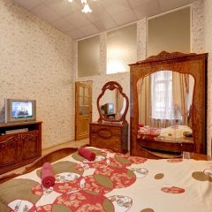 Апартаменты Stn Apartments Near Hermitage Стандартный номер с различными типами кроватей фото 16
