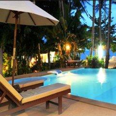 Grand Sea View Resotel Hotel бассейн
