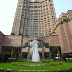 Отель Crowne Plaza Chengdu City Center спортивное сооружение