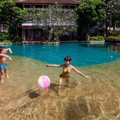 Отель Thavorn Beach Village Resort & Spa Phuket фитнесс-зал фото 3