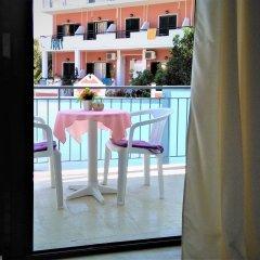 Отель Aragorn Paradise Garden Греция, Сивота - отзывы, цены и фото номеров - забронировать отель Aragorn Paradise Garden онлайн балкон