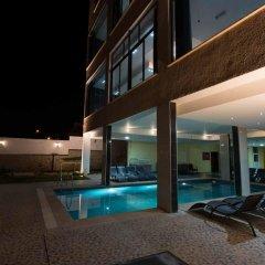Отель Tetra Tree Hotel Иордания, Вади-Муса - отзывы, цены и фото номеров - забронировать отель Tetra Tree Hotel онлайн бассейн фото 2