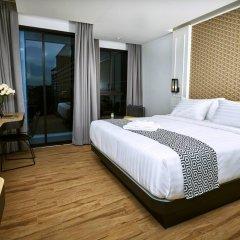 Отель Chezzotel Pattaya Паттайя комната для гостей фото 2
