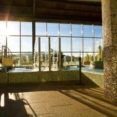 Отель Oca Golf Balneario Augas Santas Испания, Пантон - отзывы, цены и фото номеров - забронировать отель Oca Golf Balneario Augas Santas онлайн бассейн фото 3