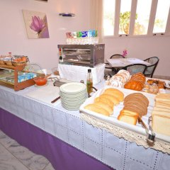 Отель Hostal Residencia Molins Park питание фото 3