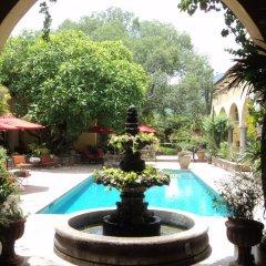 Отель Hacienda de Los Santos фото 7