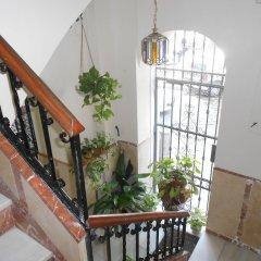 Отель Pension Perez Montilla балкон
