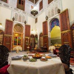 Отель Riad Ibn Khaldoun Марокко, Фес - отзывы, цены и фото номеров - забронировать отель Riad Ibn Khaldoun онлайн питание