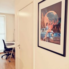Отель Siddis Apartment Sentrum 9 Норвегия, Ставангер - отзывы, цены и фото номеров - забронировать отель Siddis Apartment Sentrum 9 онлайн удобства в номере