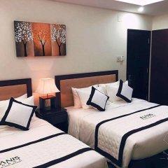 Отель Alanis Lodge Phu Quoc комната для гостей