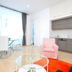 Апартаменты Vienna Residence Lovely Apartment With Space for 2 Close to the Subway Вена в номере фото 2