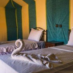 Отель Les Pyramides Hotel Марокко, Мерзуга - отзывы, цены и фото номеров - забронировать отель Les Pyramides Hotel онлайн балкон