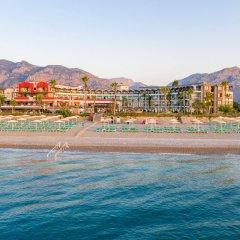 Отель Armas Labada - All Inclusive пляж фото 2