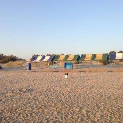 Гостиница Славянка пляж