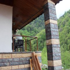 Ayder Hasimoglu Hotel Турция, Чамлыхемшин - отзывы, цены и фото номеров - забронировать отель Ayder Hasimoglu Hotel онлайн балкон